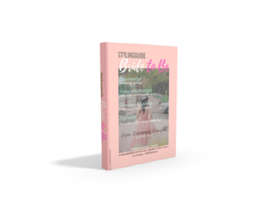 3-D Cover E-magazine Stylingguide Bride to Be
