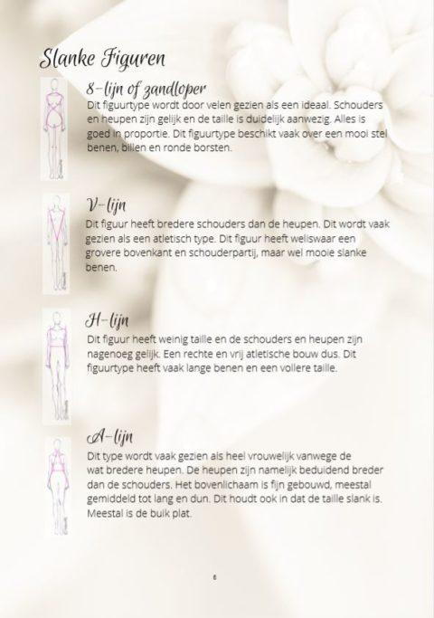 Voorbeeldpagina figuuranalyse